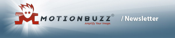 Motionbuzz Newsletter