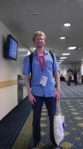 Thomas Gapinski at CapitalCamp