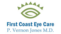 First Coast Eyecare Logo Design