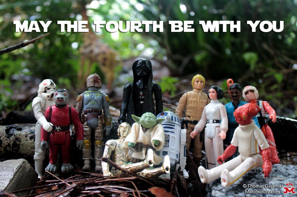 May the Fourth 2013