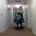 Office Chair Drag Racing rocks!