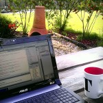 Working outside