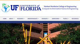 Case Study: University of Florida CISE