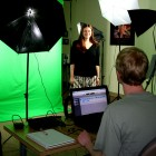 Green screen video shoot at Pragmatic Works