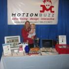 Motionbuzz, a family business, circa 2005